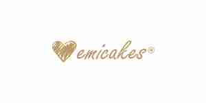 emicakes color logo for web design