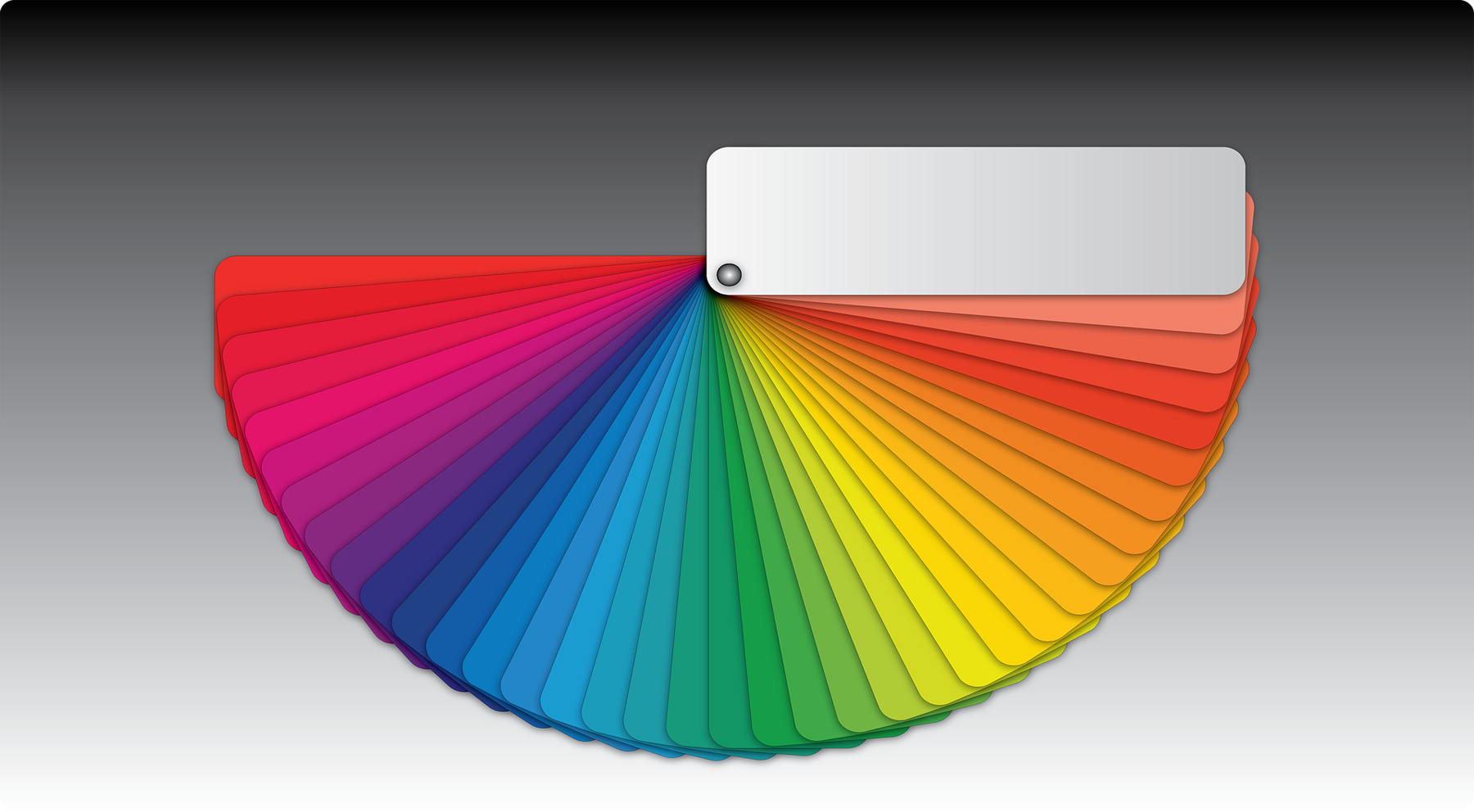 Colour Blog Banner in web design
