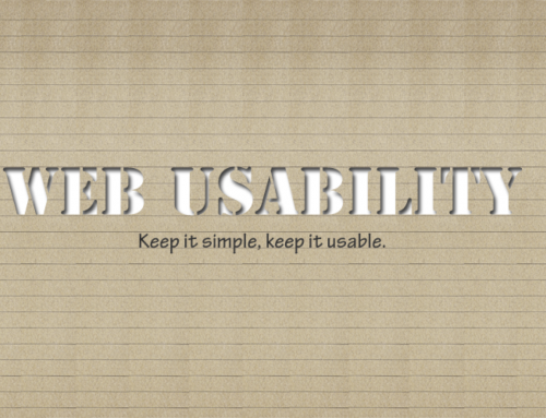 Web Usability Improvements