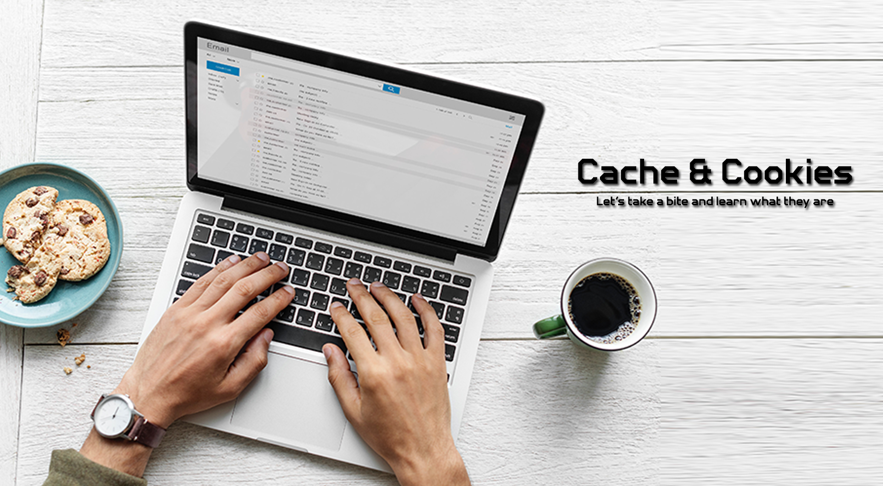 Caches and Cookie blog banner in web development