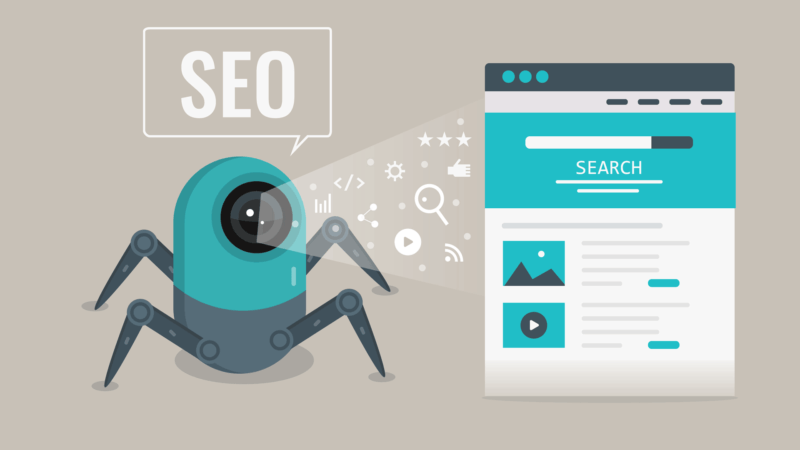 seo crawler web development