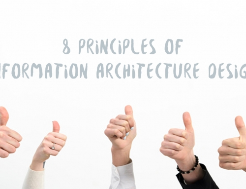 Principles of Information Architecture Design