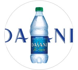 Dasani water Brand