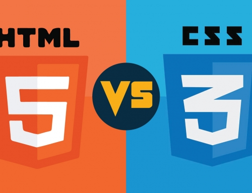 The Difference between HTML and CSS